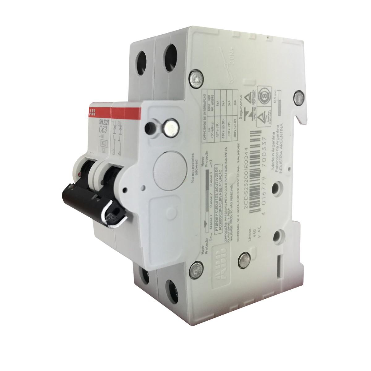 SH202 T-C63_ABB_PeR Automação Industrial