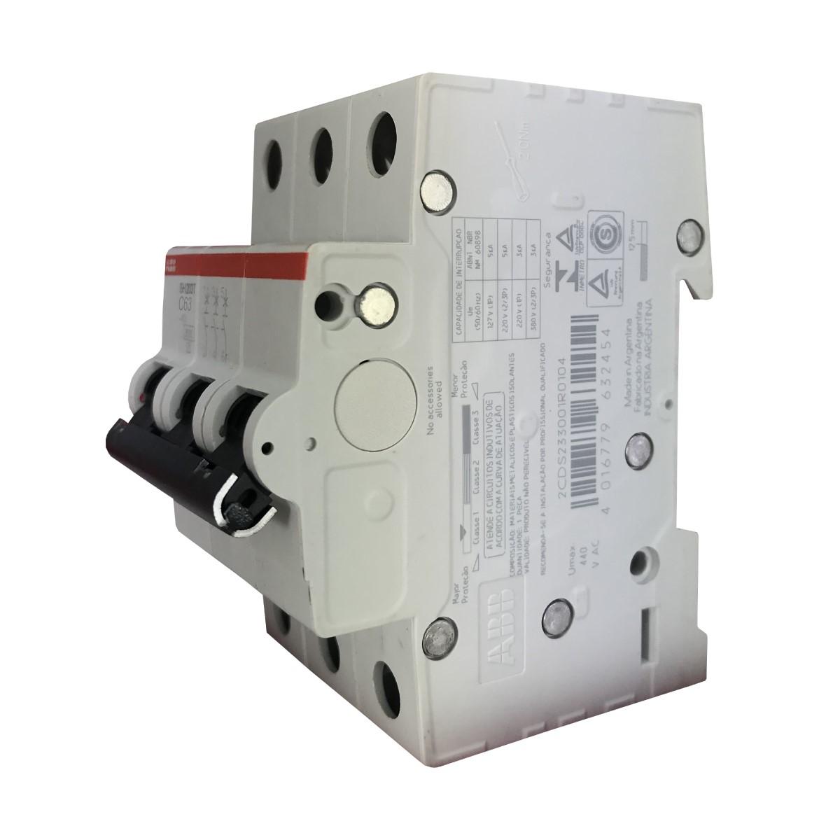 SH203 T-C63_ABB_PeR Automação Industrial
